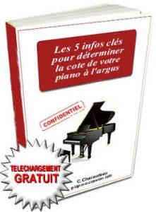 Comment déterminer la cote de votre piano à l'argus en 15 minutes