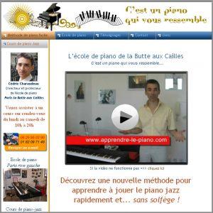 Cours de piano jazz et piano-bar sans solfège